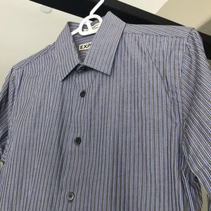 Men's Express Button Down - Small, Extra Slim Fit